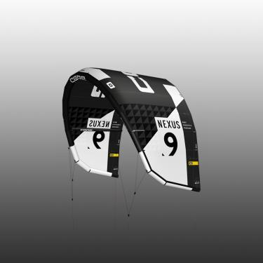 core kite nexus 2 black